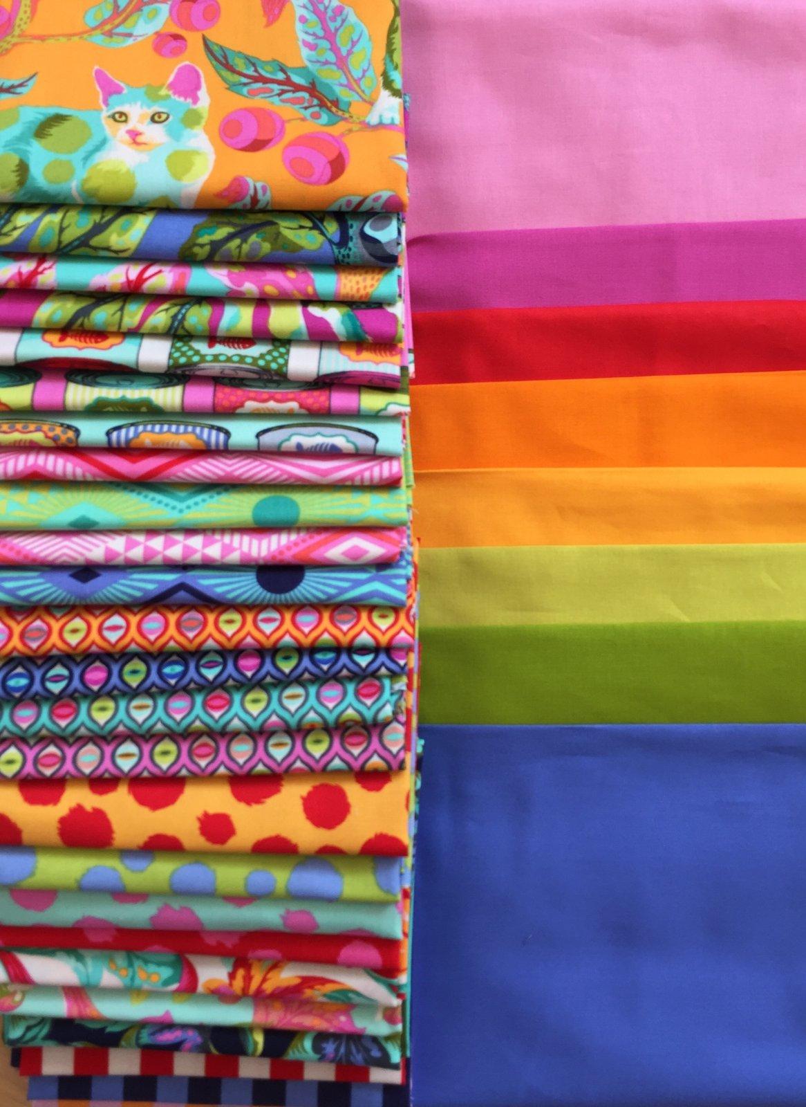 Tabby Mountain Quilt Kit