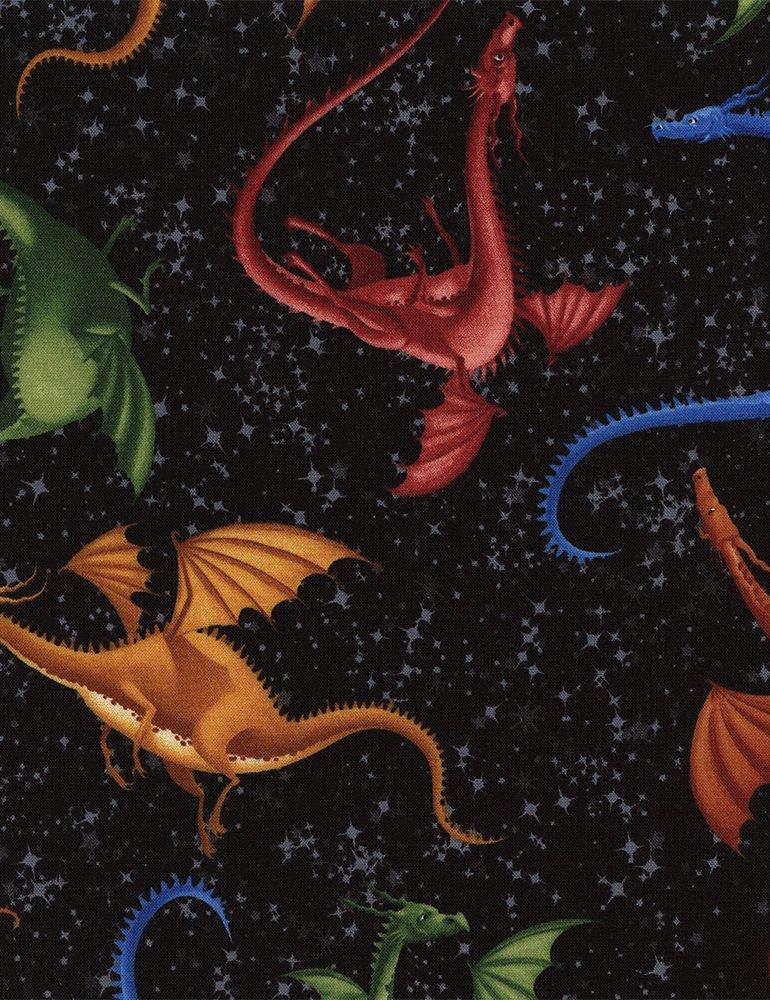 Dragons GM-C2709-Black