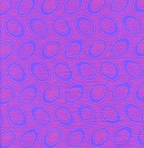 Purple Aboriginal Dot GP71.PURPL Kaffe Fassett