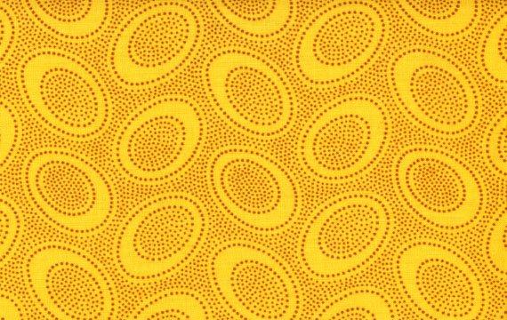 Aboriginal Dot Gold Kaffe Fassett