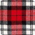 Red plaid flannel SRKF-16936-3 Highlander Flannel