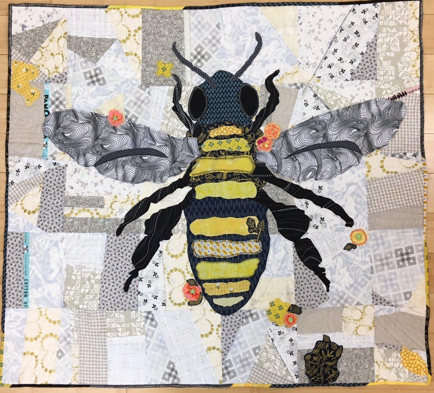 Honey Bee quilt KIT