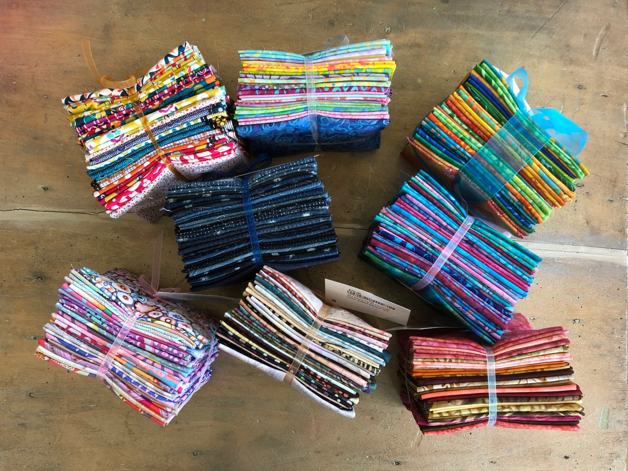 20 Fat Quarter Bundle
