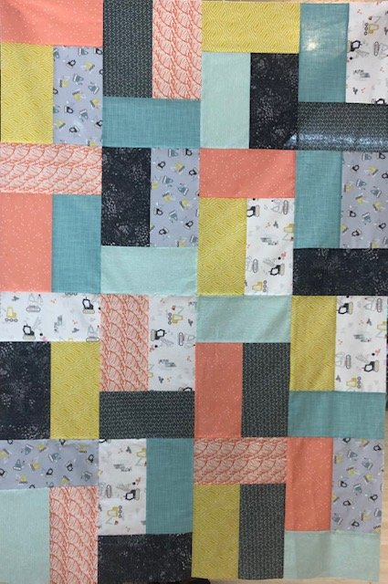 Dig It 9 fat quarter bundle