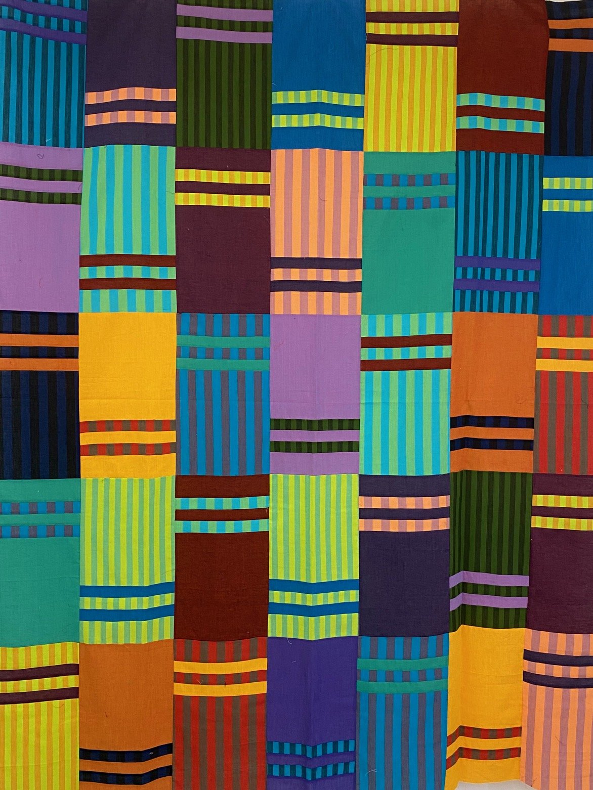 Stripe it to Me 18 fat quarter bundle