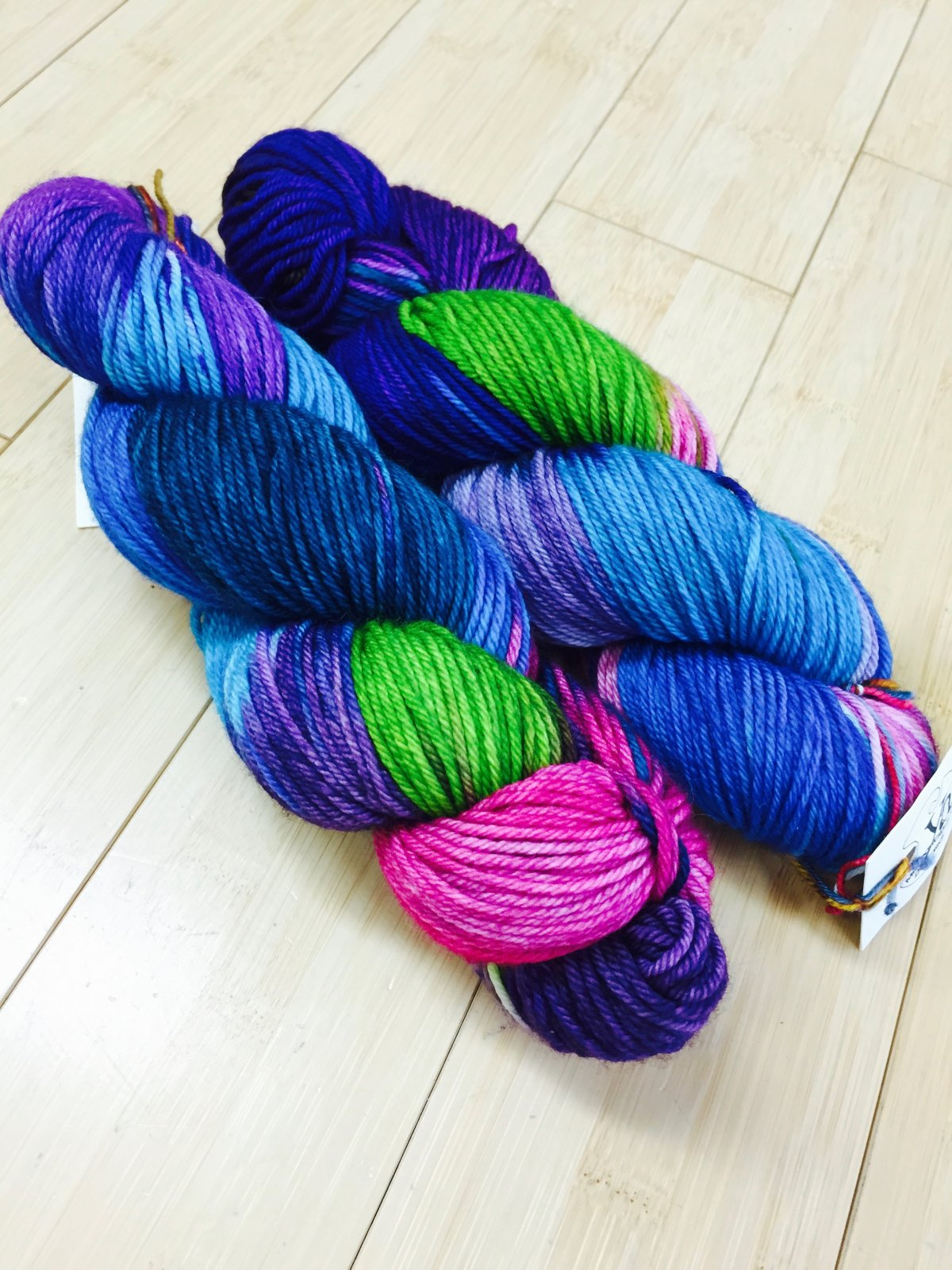 Sweet Dreams Rockshelter Worsted