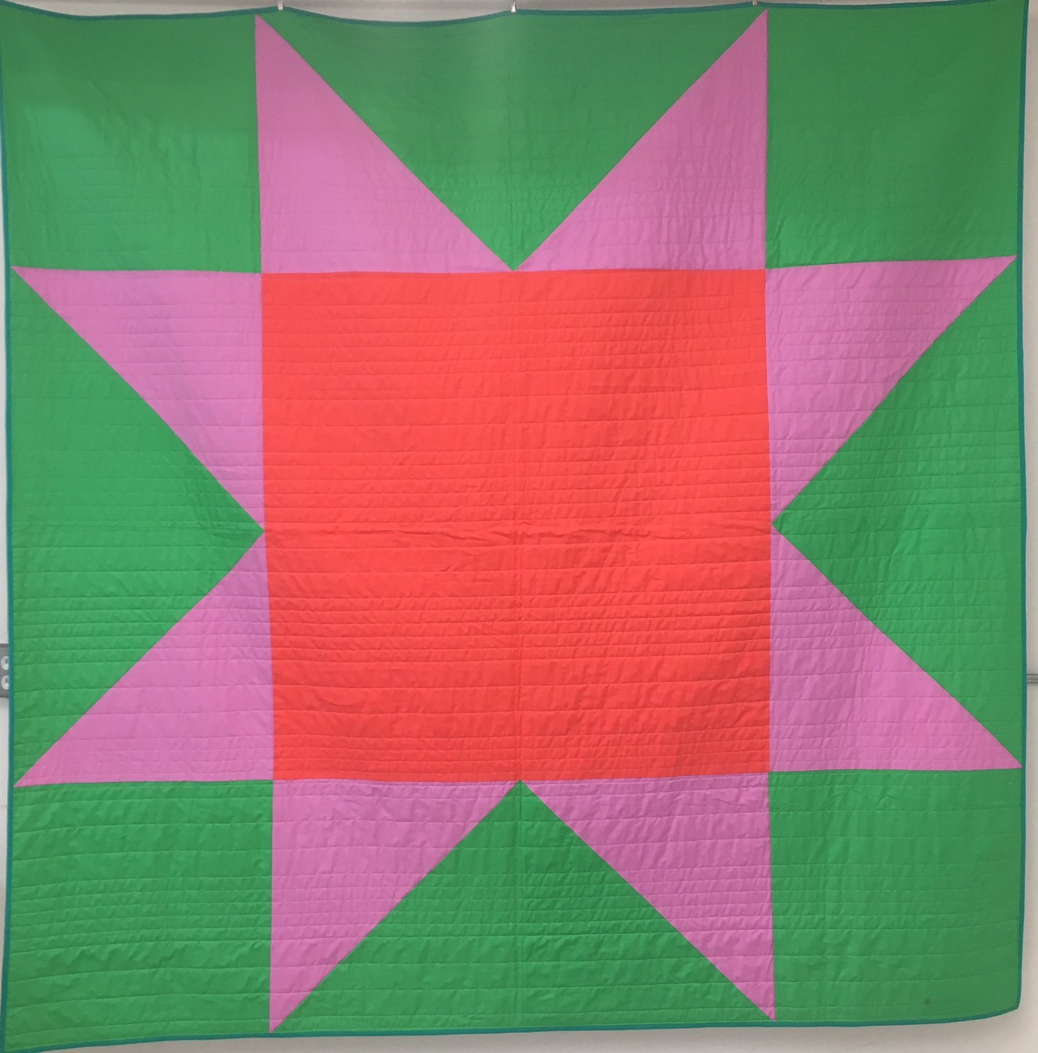Solid Star Power quilt kit