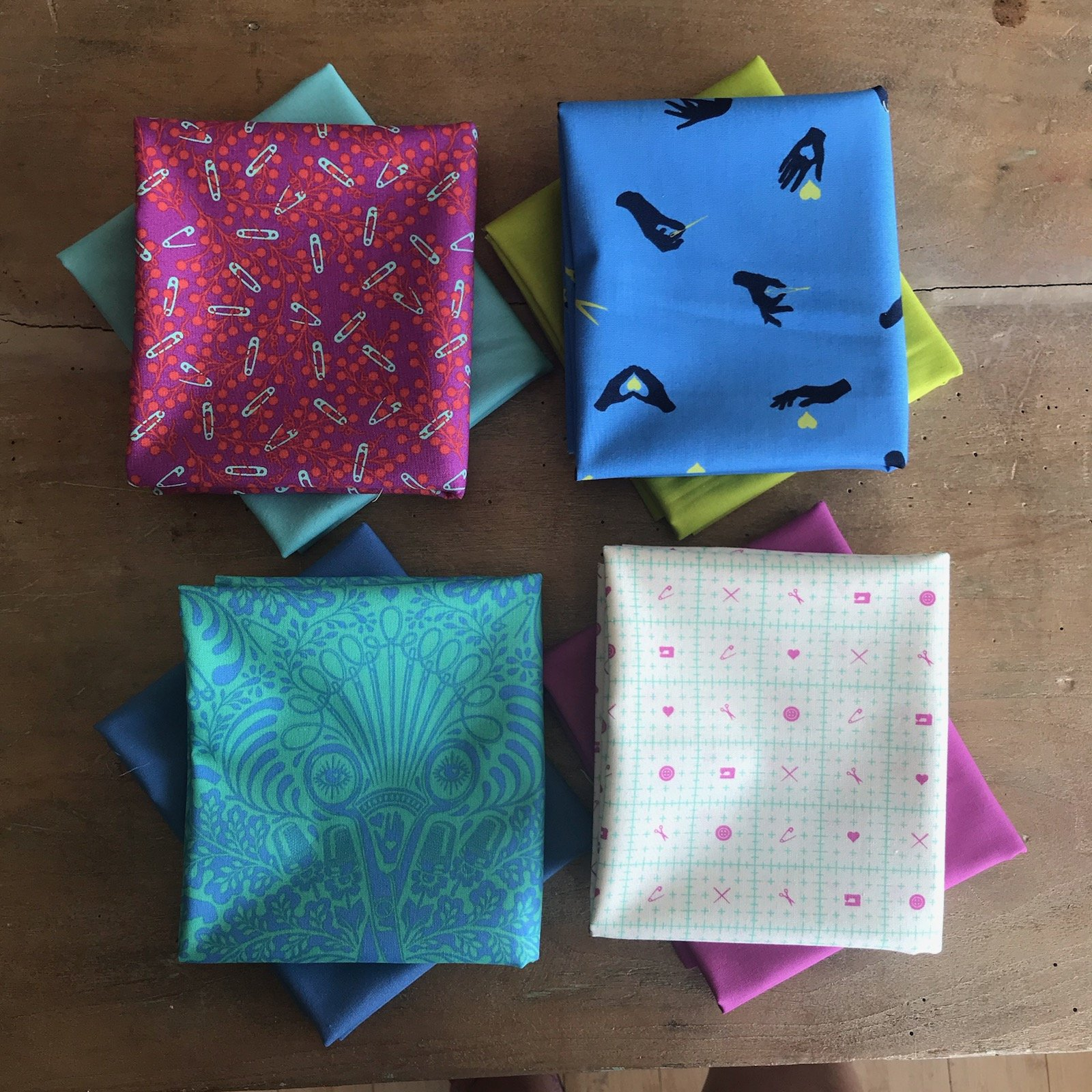 Mask making kits includes elastic CHOOSE FABRIC OPTIONS