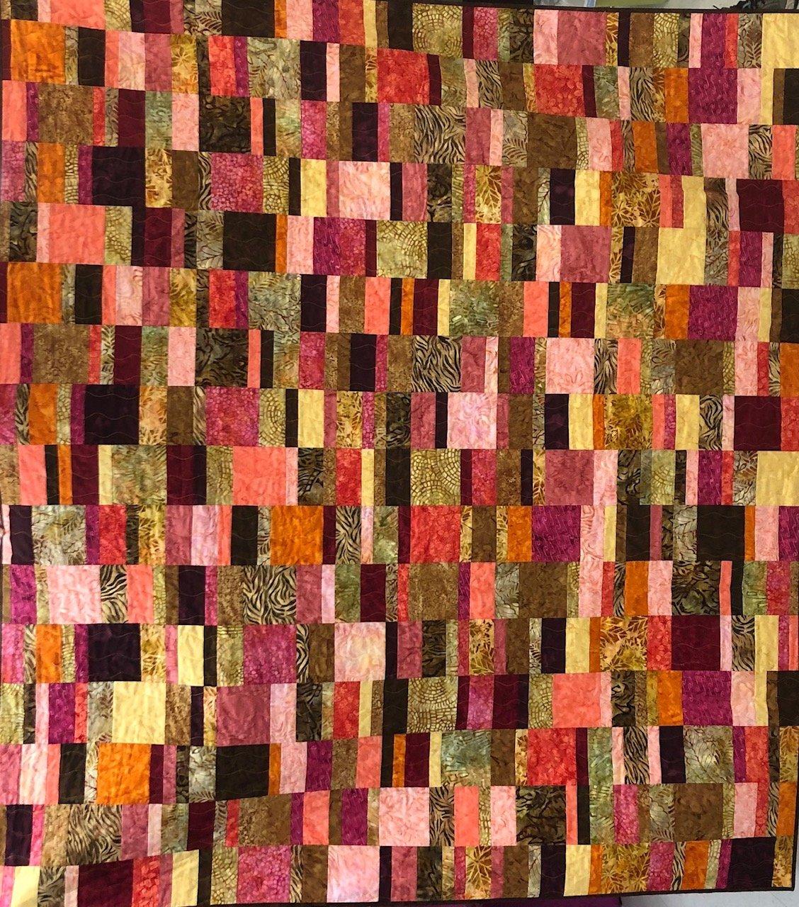 Persimmon Bellini Quilt