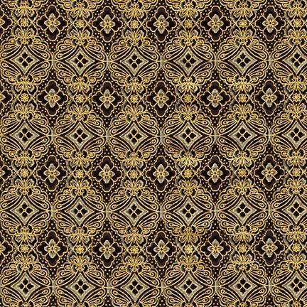 Black AHYM-18626-2 Imperial Collection 15 Robert Kaufman