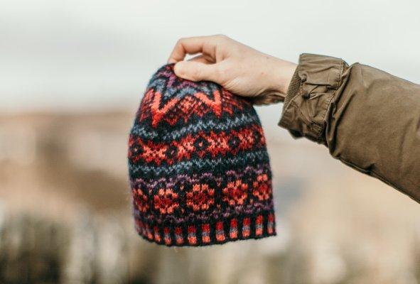 Shetland Wool Week Hat