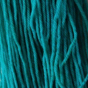 Kiss & Teal Worsted by Knitted Wit