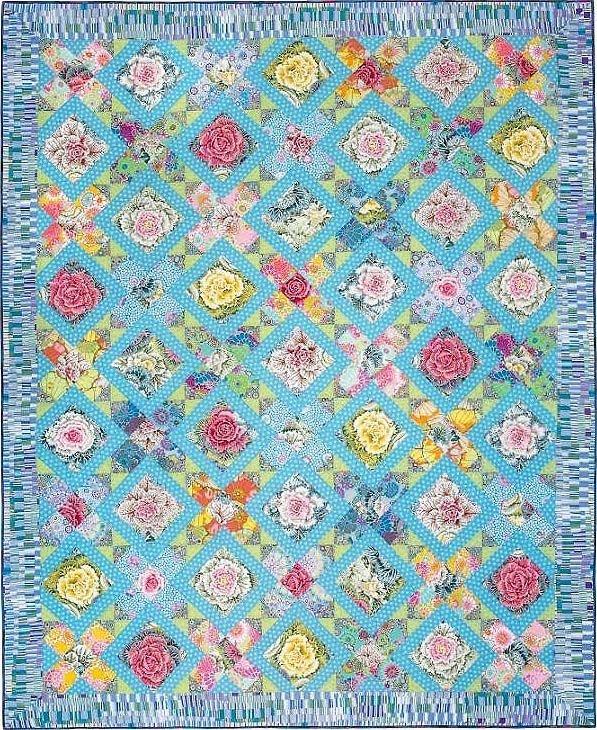 Lorna Doone quilt kit