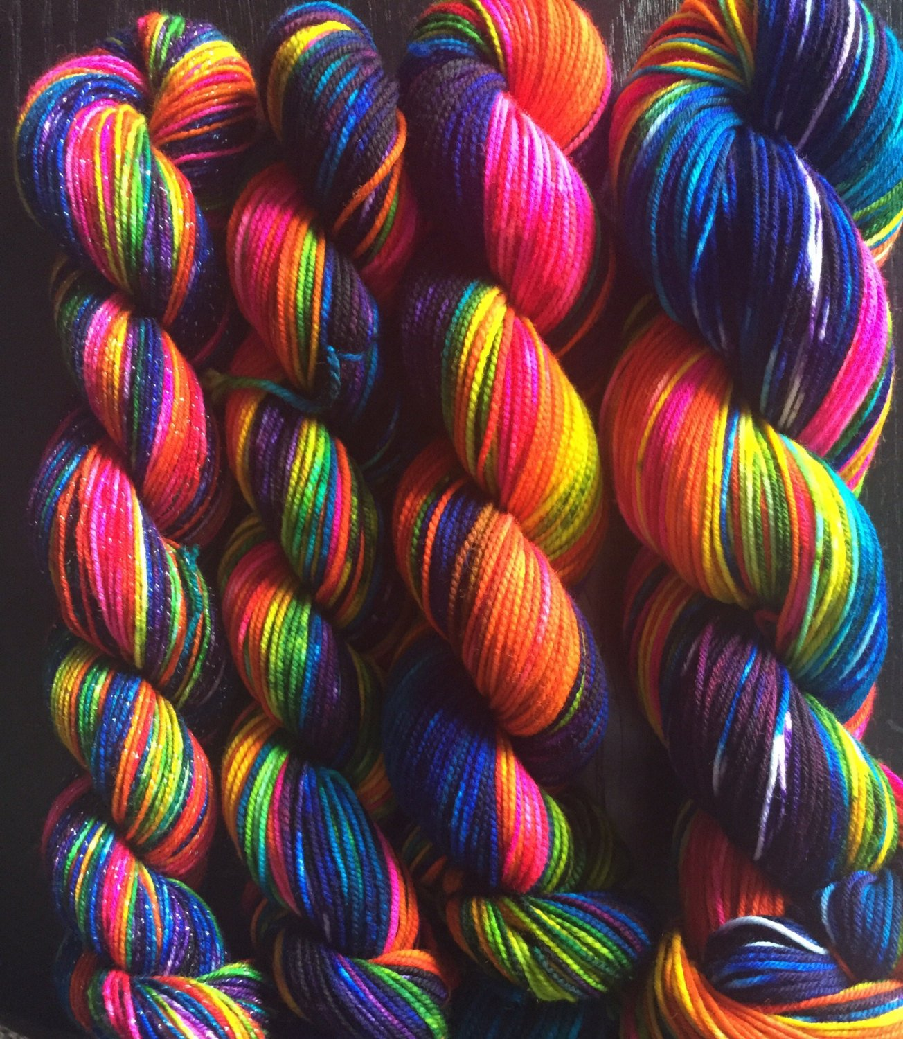 Love is Love Worsted by Knitted Wit