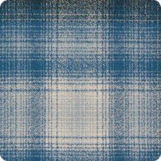 Blue and grey plaid flannel SRKF-15595-4 Mammoth Flannel