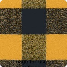 Yellow and Black Mammoth Flannel SRKF-16943-5