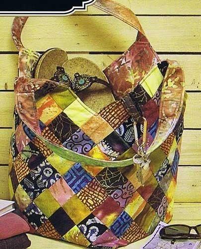 QuiltSmart Market Bag