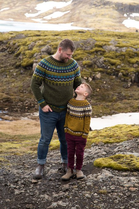 Marshland by Tin Can Knits