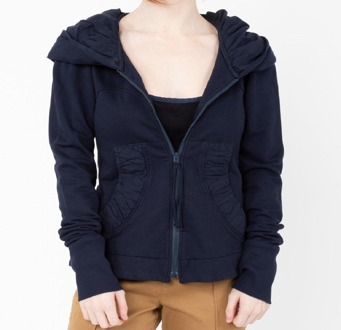Midnight Cloak Hoodie by Prairie Underground sizes Small to XL