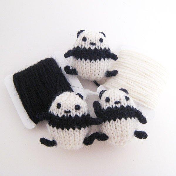 Tiny Panda kit by Mochimochi Land
