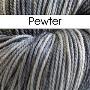 Pewter Lunaris by Anzula Fingering/Sock Weight