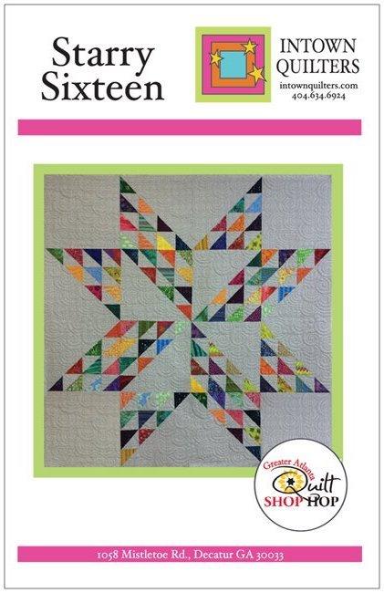 Starry Sixteen Pattern