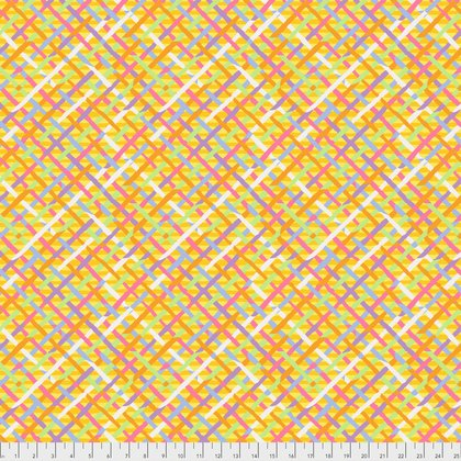 Gold Mad Plaid PWBM037.GOLDX Brandon Mably Kaffe Fassett Collective Fall 2017