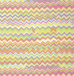 Zig Zag Yellow  Brandon Mably Kaffe Fassett Collective