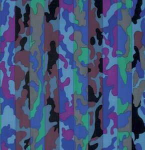 Stripe Camouflage Dark Brandon Mably Kaffe Fassett Collective