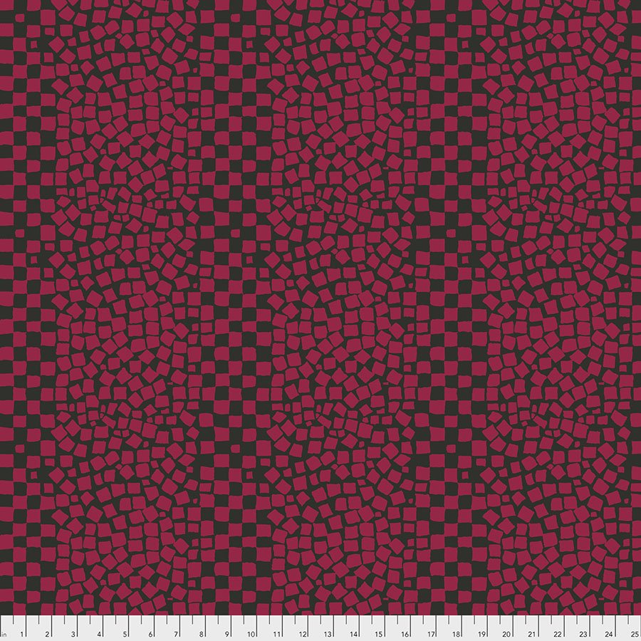 Charcoal Chips PWBM073.CHARCOAL Brandon Mably Kaffe Fassett Collective Spring 2019