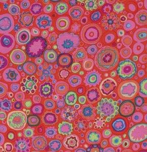 Pink Paperweight PWGP020.PINKX Kaffe Fassett