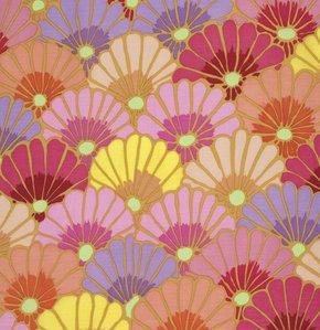 Thousand Flowers Pink Kaffe Fassett