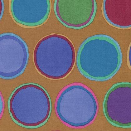 Kaffe Fassett Artisan Paint Pots Blue print