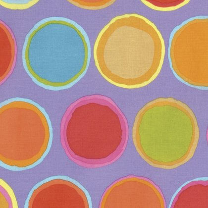 Orange Paint Pots PWKF002.ORANG Kaffe Fassett Artisan