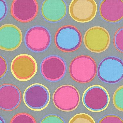Kaffe Fassett Artisan Paint Pots Pink print