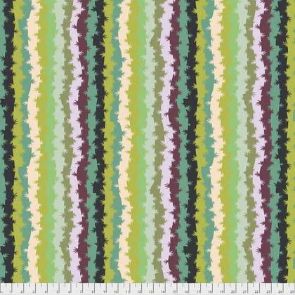 Vibrant Grassy Mirage PWMO026.VIBRA Horizons by Kathy Doughty