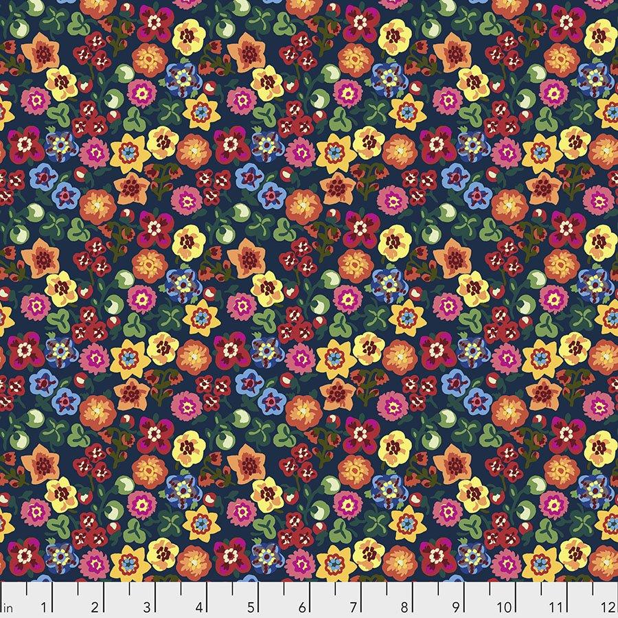 Helga Handkerchief PWNL010.HELGA Sunday in the Country by Nathalie Lete