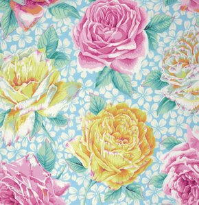 Rose Bloom Sky Philip Jacobs Kaffe Fassett Collective