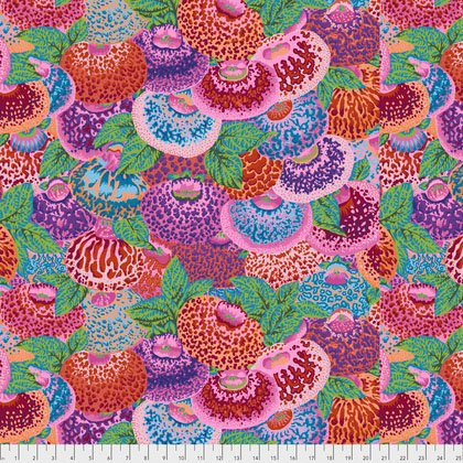 Red Ladys Purse PWPJ094.REDXX Philip Jacobs Kaffe Fassett Collective Spring 2018