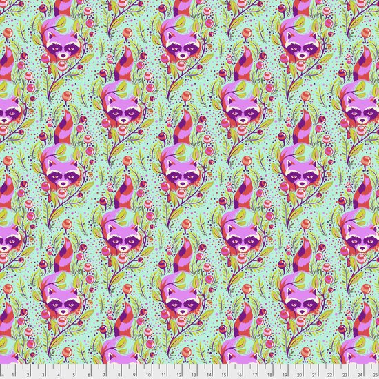 Poppy Raccoon PWTP037.POPPY Tula Pink All Stars