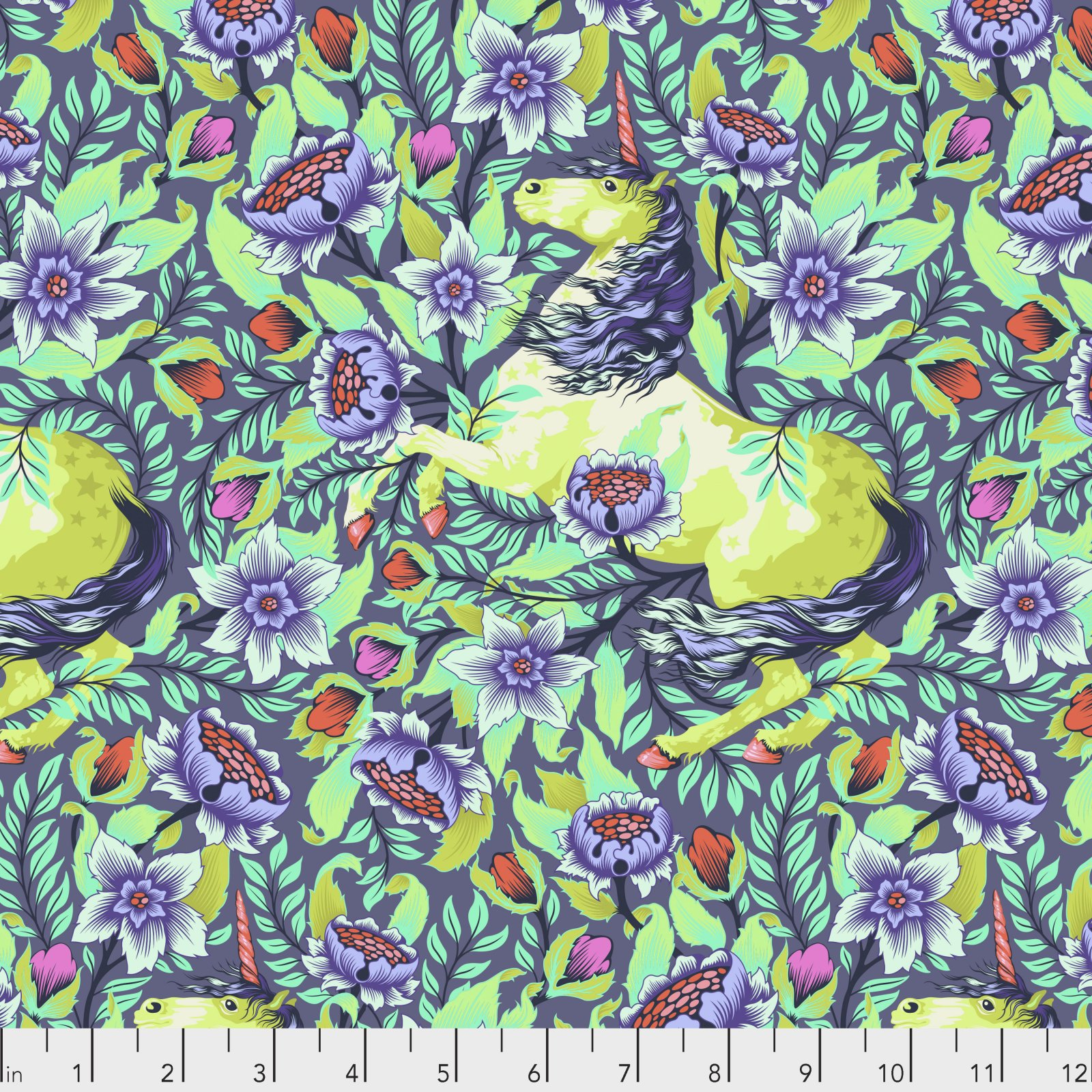 Daydream Imaginarium 1/3 YARD PWTP127.DAYDREAM Pinkerville by Tula Pink