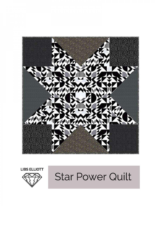 Star Power Pattern by Libs Elliott