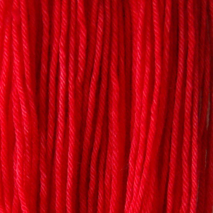 Red Worsted by Knitted Wit