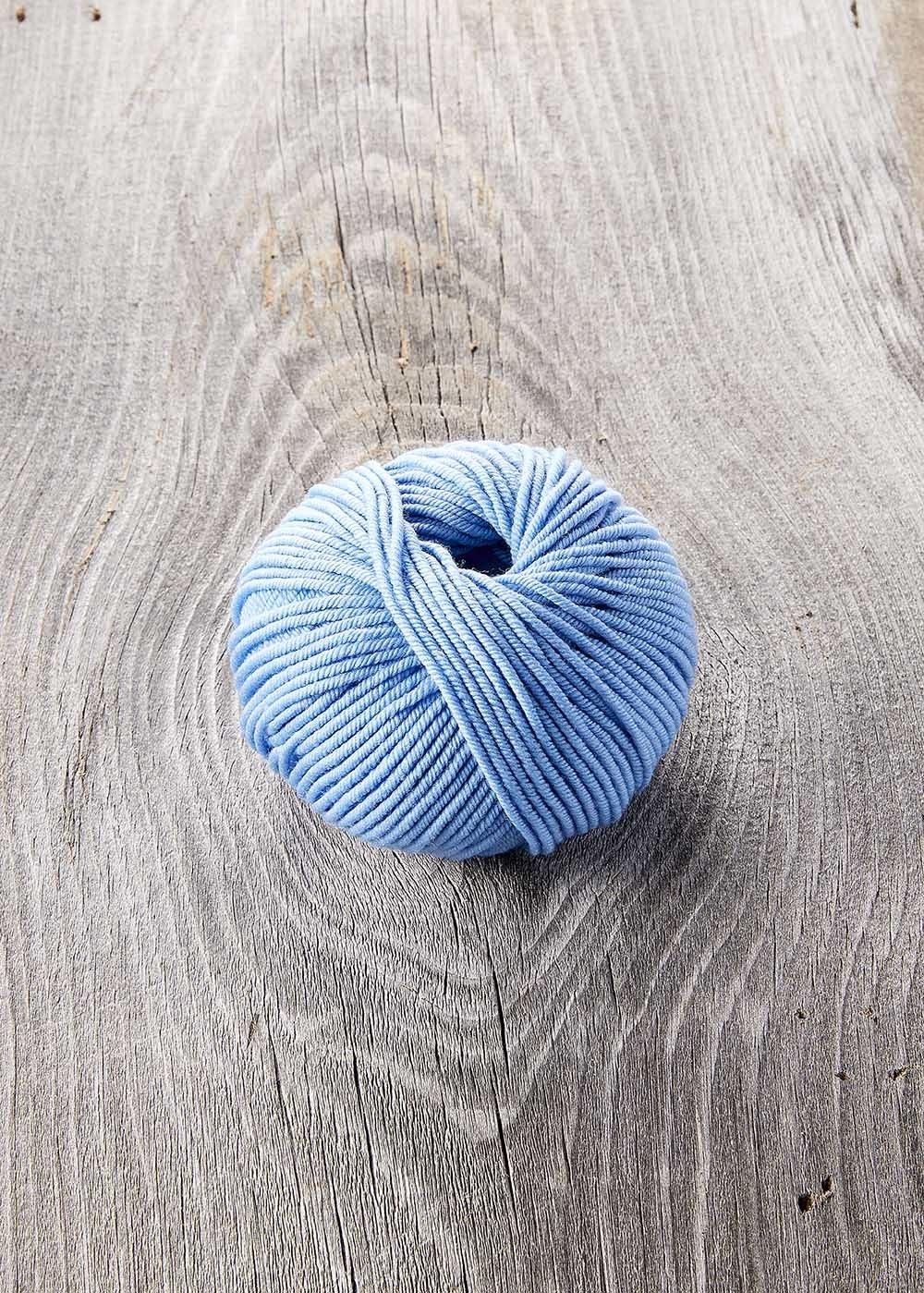 Crisp French Blue