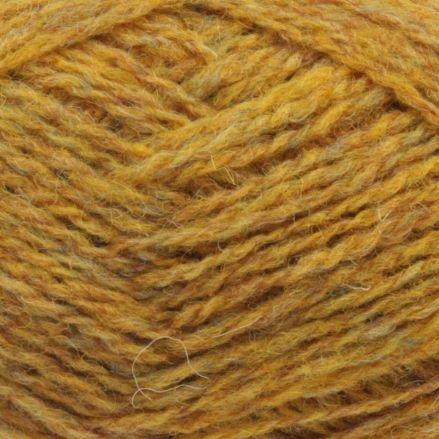 Yellow  Ochre Spindrift 230 by Jamieson's of Shetland