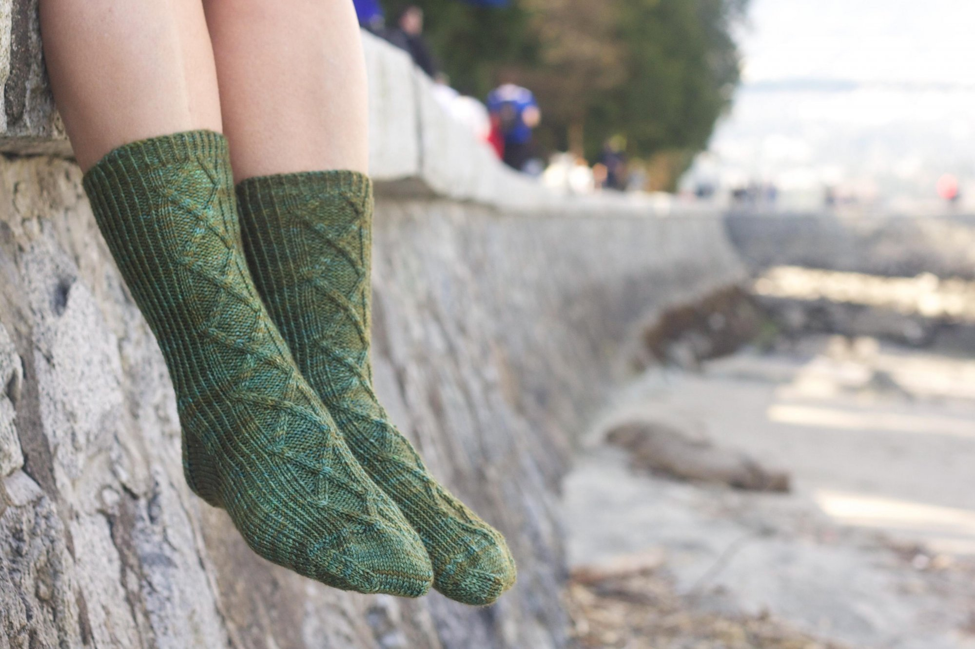 Sea Wall by Tin Can Knits