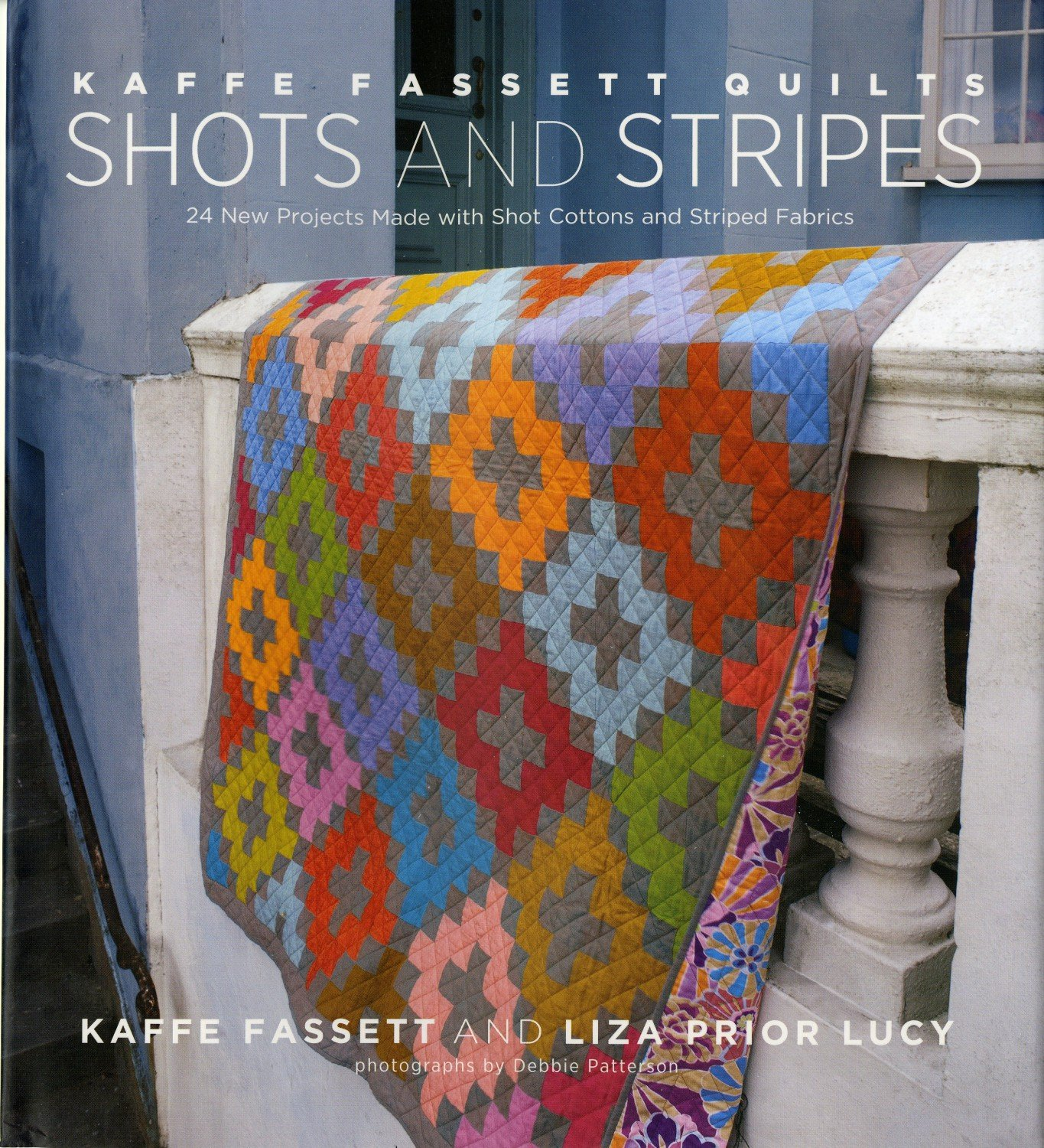 Kaffe Fassett Quilts: Shots and Stripes  - Hardcover
