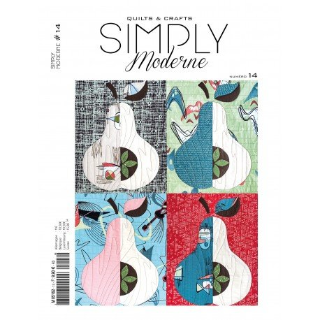 Simply Moderne Magazine #14 - Softcover