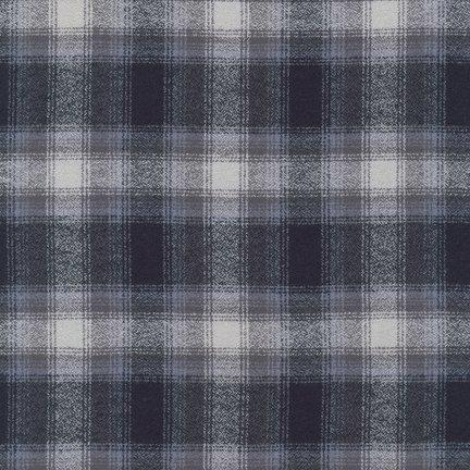 Grey SRKF-13933-12 Mammoth Flannel