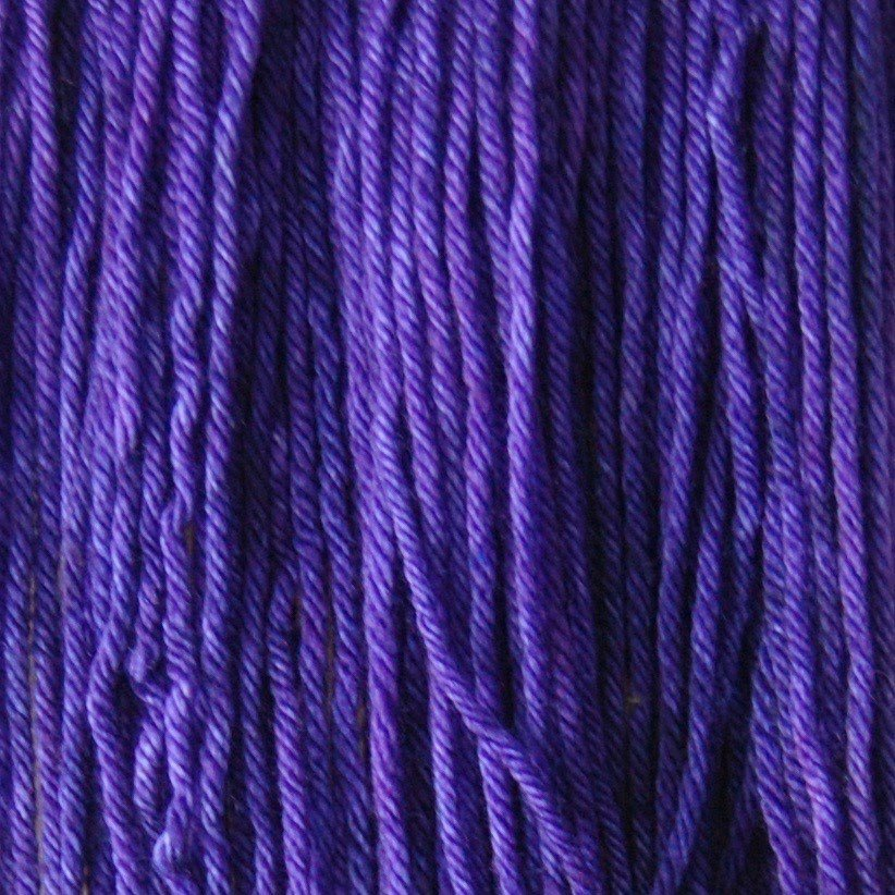 Tanzanite Worsted by Knitted Wit